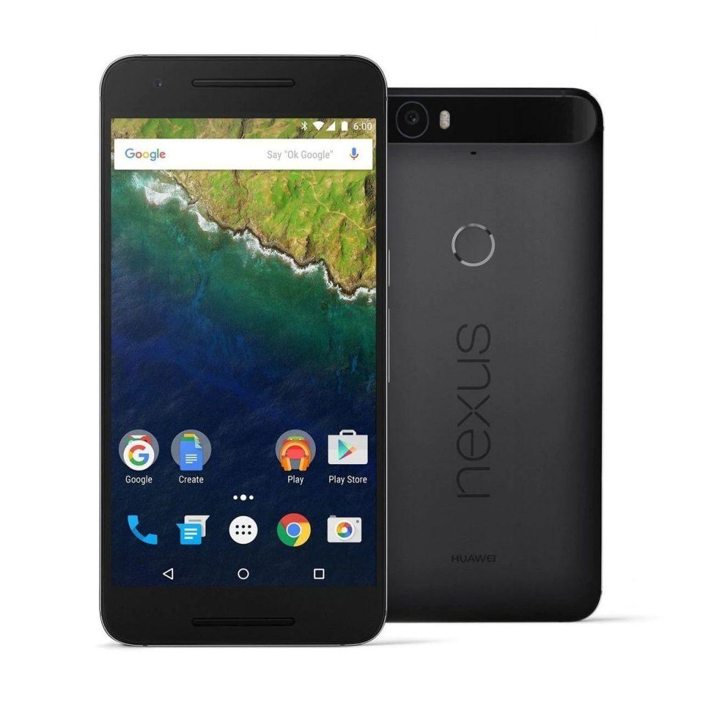 "Huawei Nexus 6P 32GB 5.7"" 12MP Quad-core Graphite 3GB Android ..."